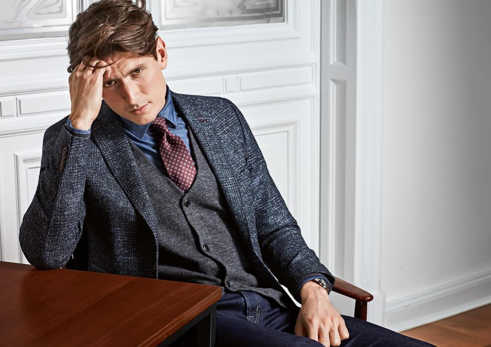 Carl Gross öltönyök, zakók, nadrágok