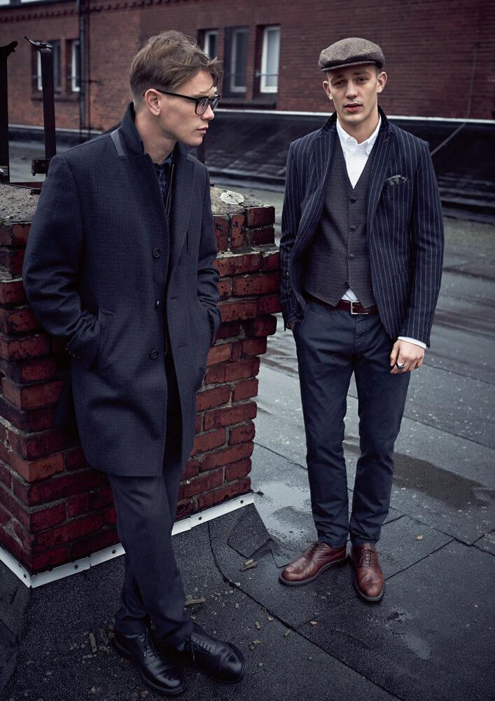 Club of Gents szűkített öltönyök